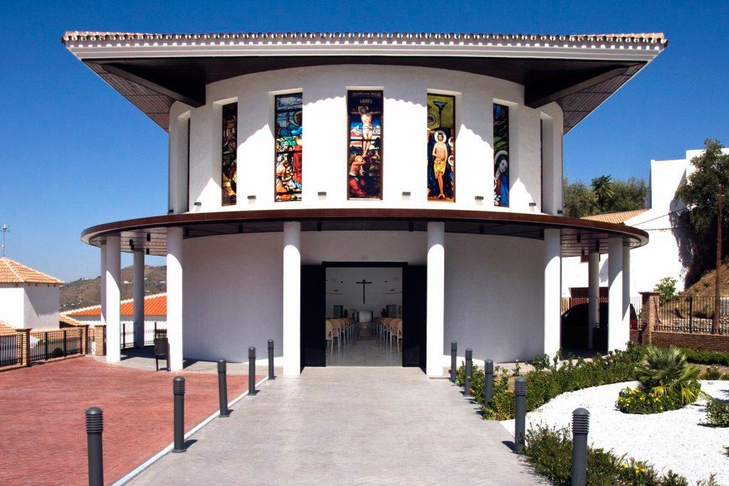 Iglesia de Cómpeta Municipio