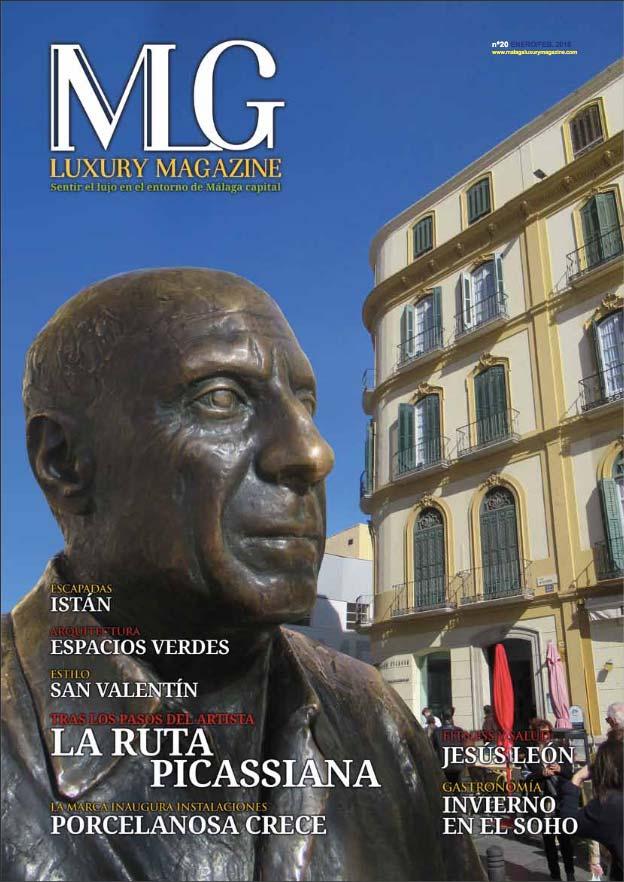 número 20 Málaga Luxury Magazine